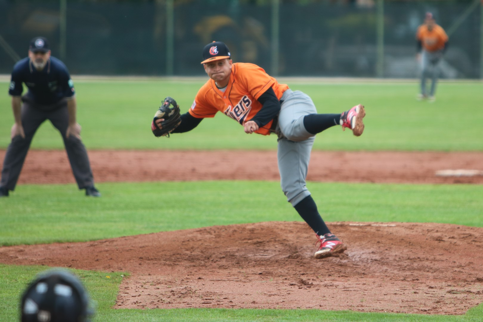 Joseph Silva, 7IP 5H 2BB 3SO ©Baseball Clipper