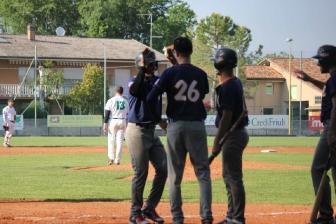 Europa vs Tigers Cervignano