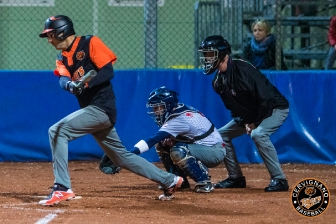 26 aprile 2019, Amatori Tigers vs Drag Bears San Lorenzo_4